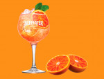 Blood Orange & Tonic