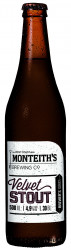 Monteiths Brewers Series Velvet Stout