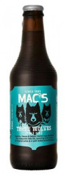 Mac's Three Wolves Pale Ale