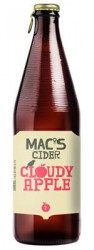 Mac's Cloudy Apple Cider